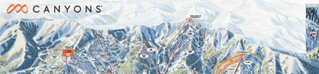 Canyons-Resort-Trail-Map