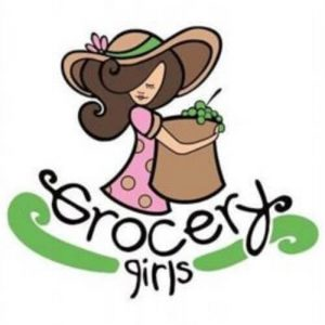 Grocery Girls Delivery Service Logo