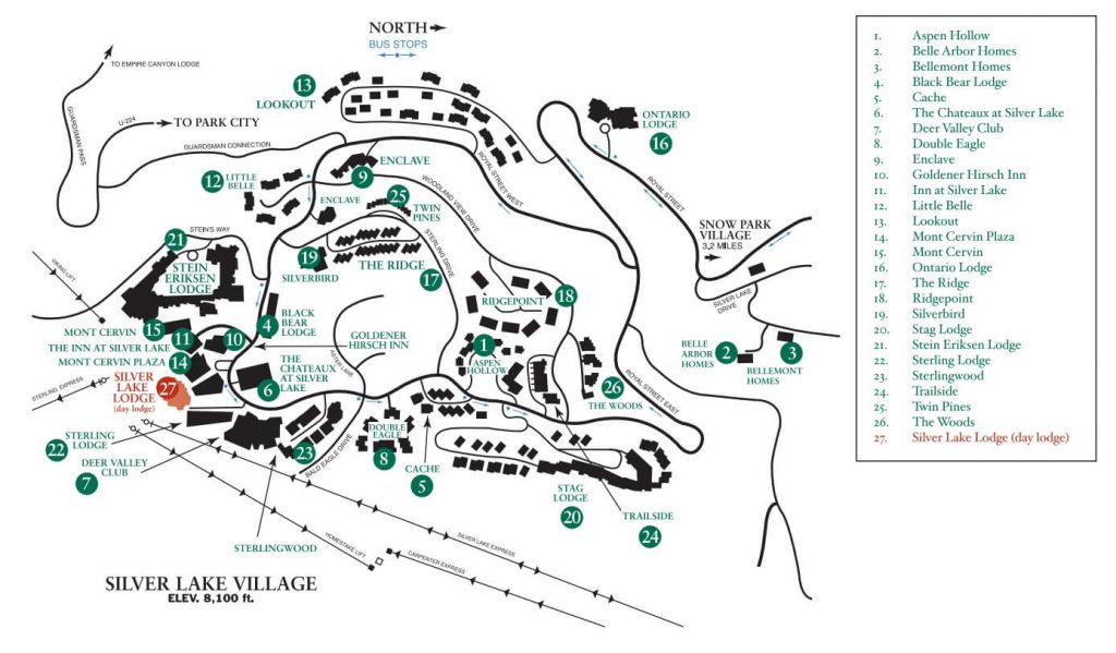 Silver-Lake-Village-Map